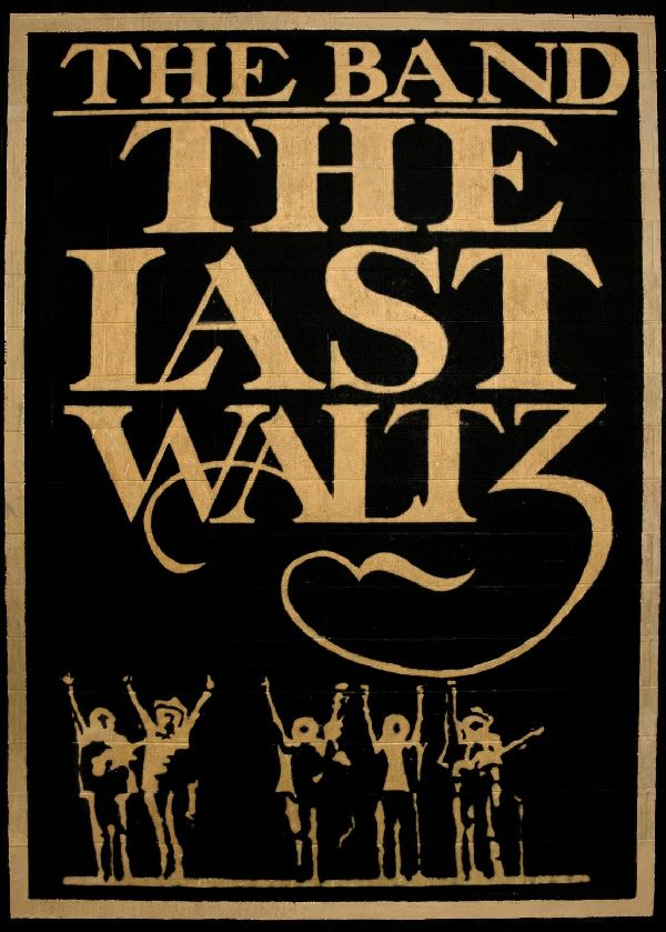 'The Last Waltz' movie poster