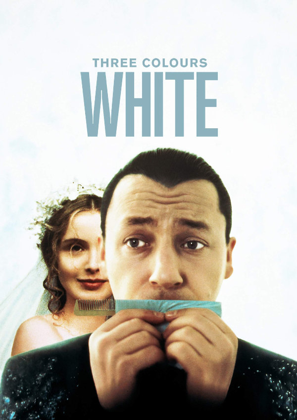 'Three Colours: White' movie poster