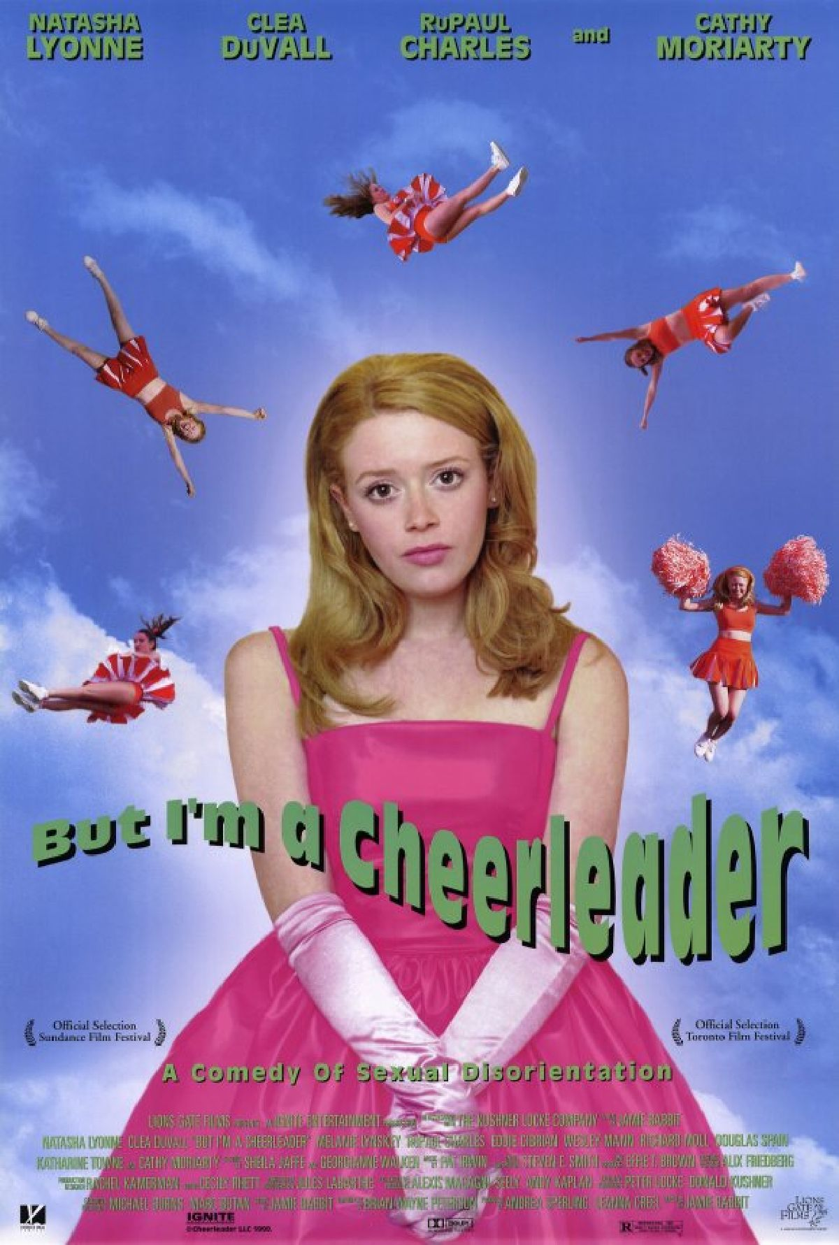 'But I'm A Cheerleader' movie poster