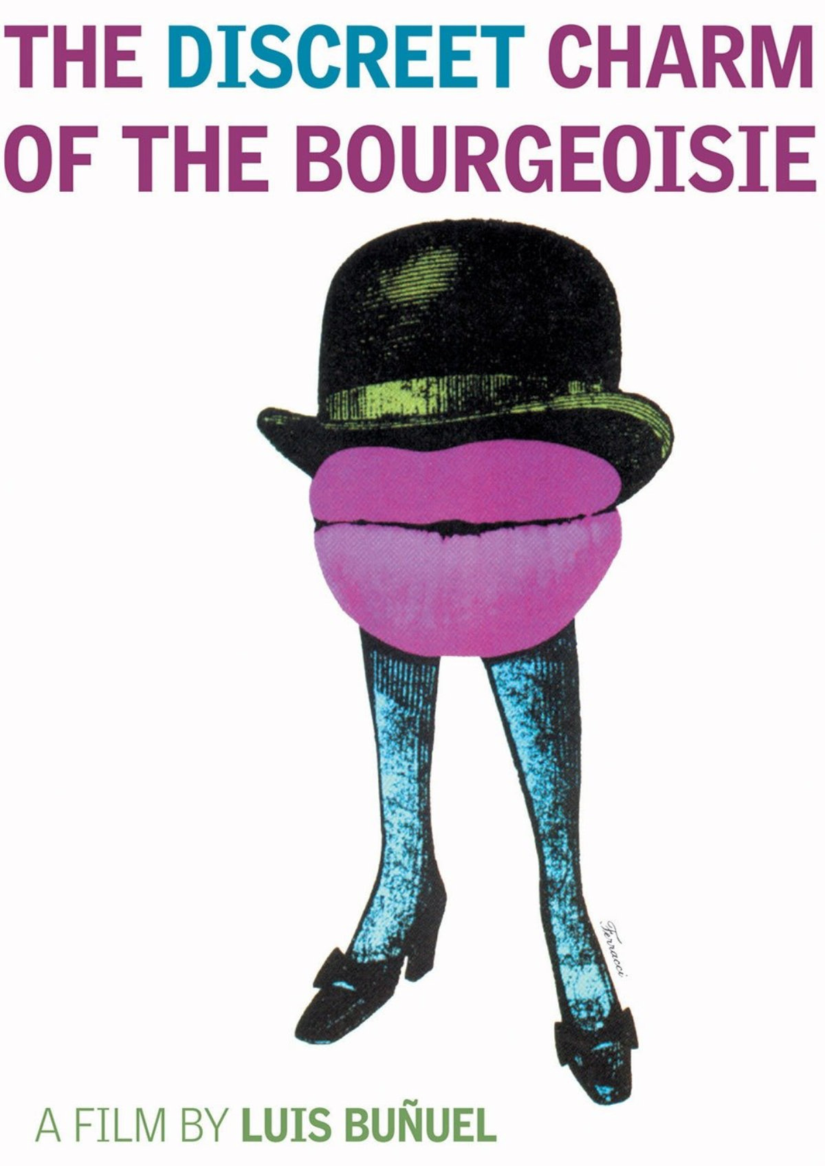'The Discreet Charm Of The Bourgeoisie (Le Charme Discret De La Bourgeoisie)' movie poster
