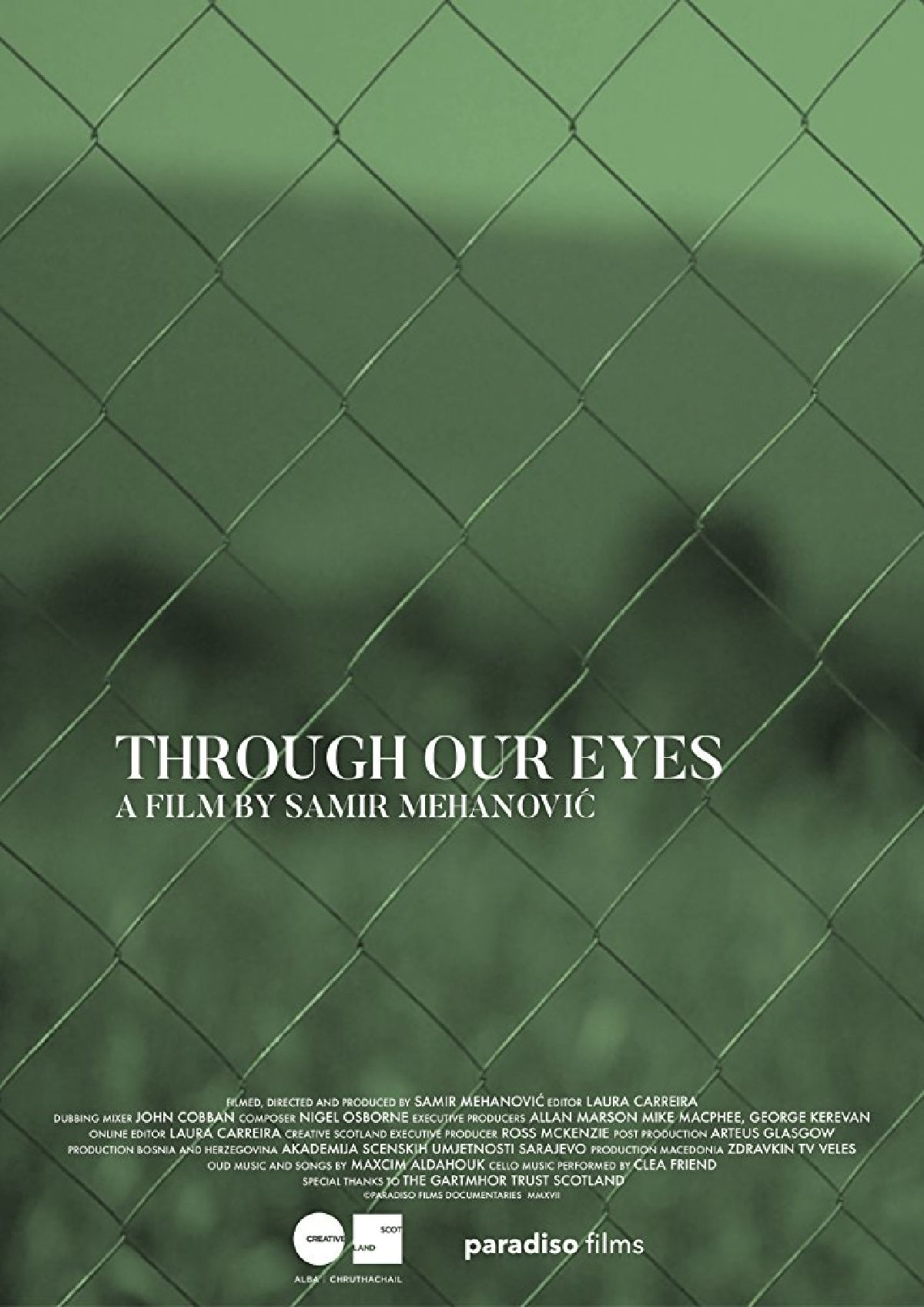 'Through Our Eyes' movie poster