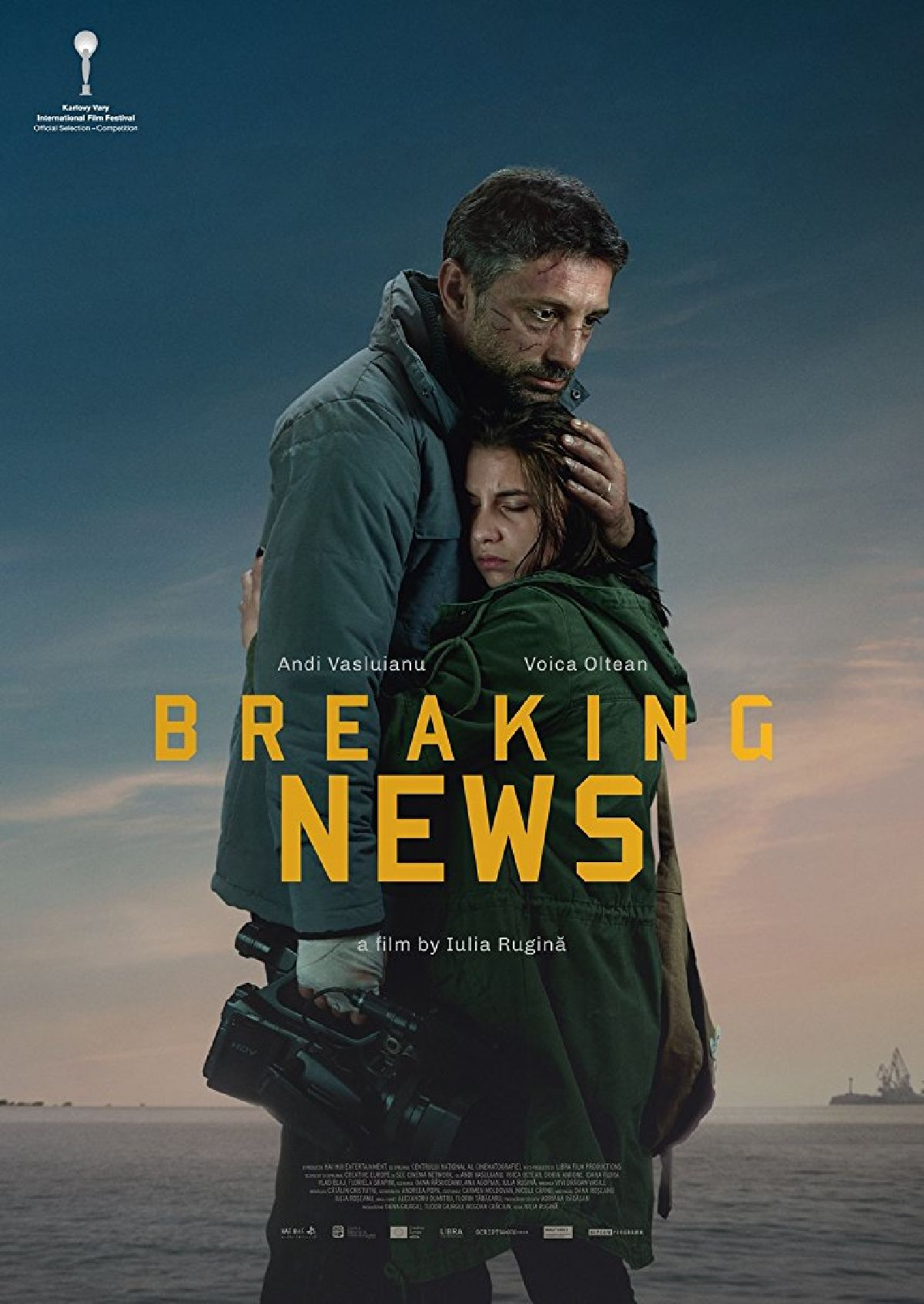 'Breaking News' movie poster