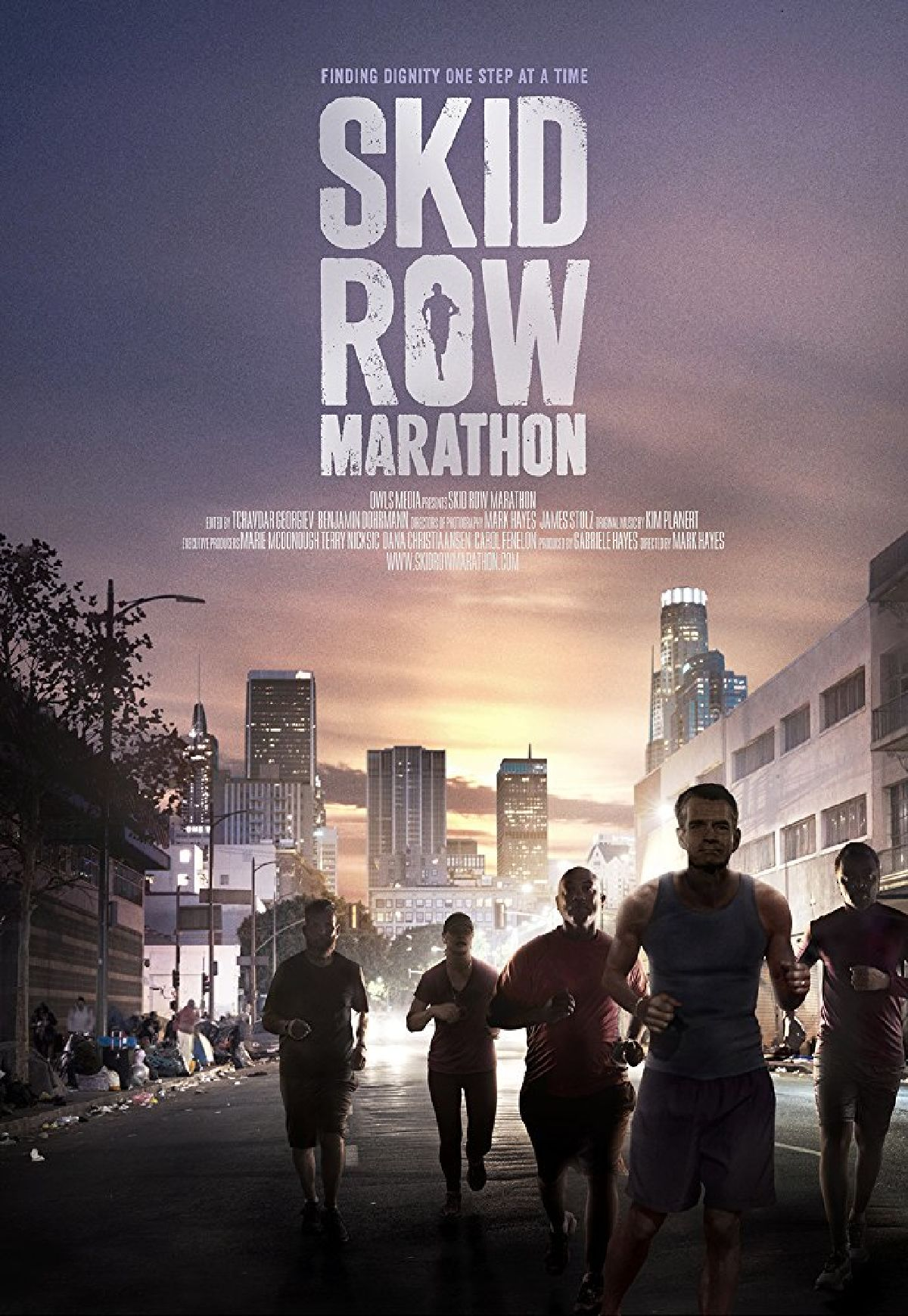 'Skid Row Marathon' movie poster