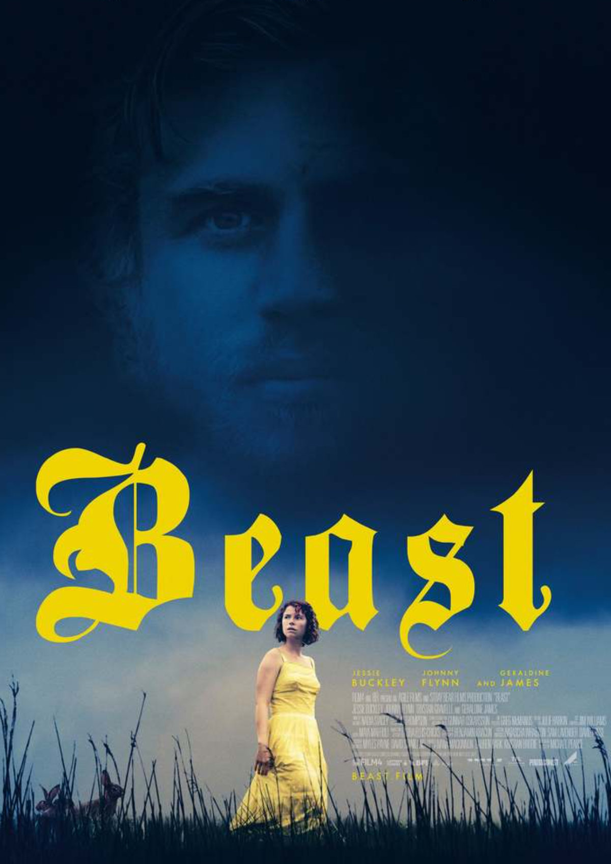Poster for 'Beast'