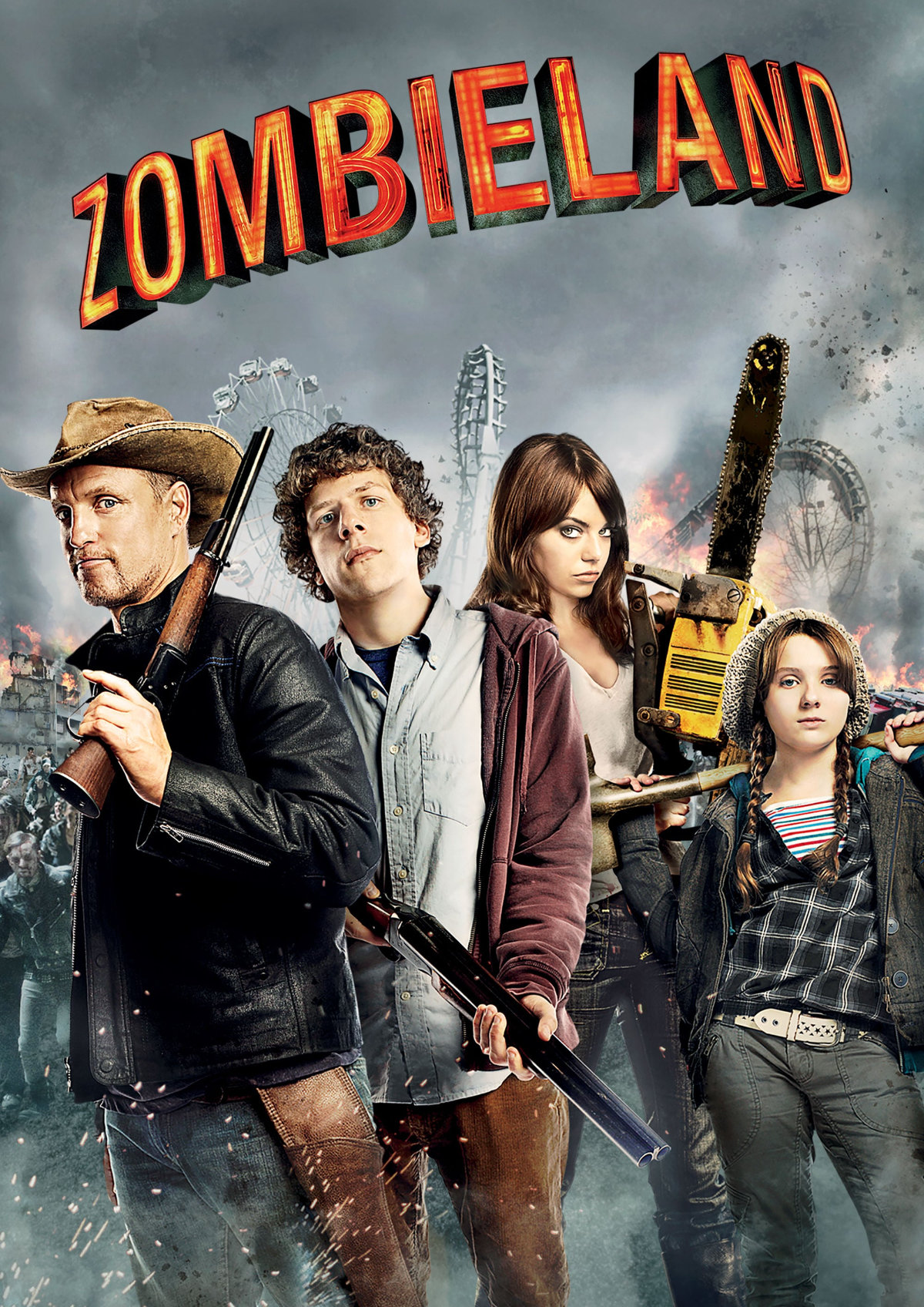 'Zombieland' movie poster