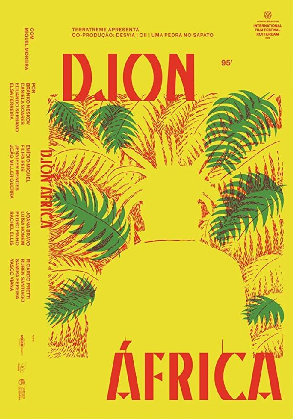'Djon África' movie poster