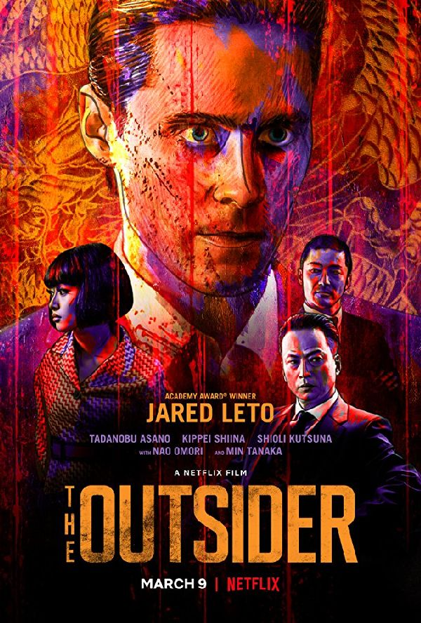 Poster for 'The Outsider'