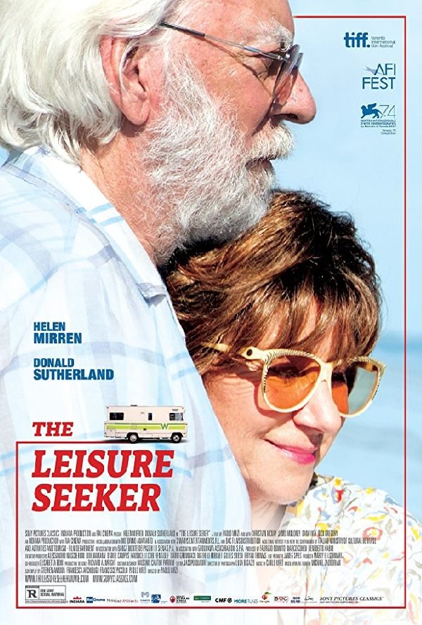 Poster for 'The Leisure Seeker'
