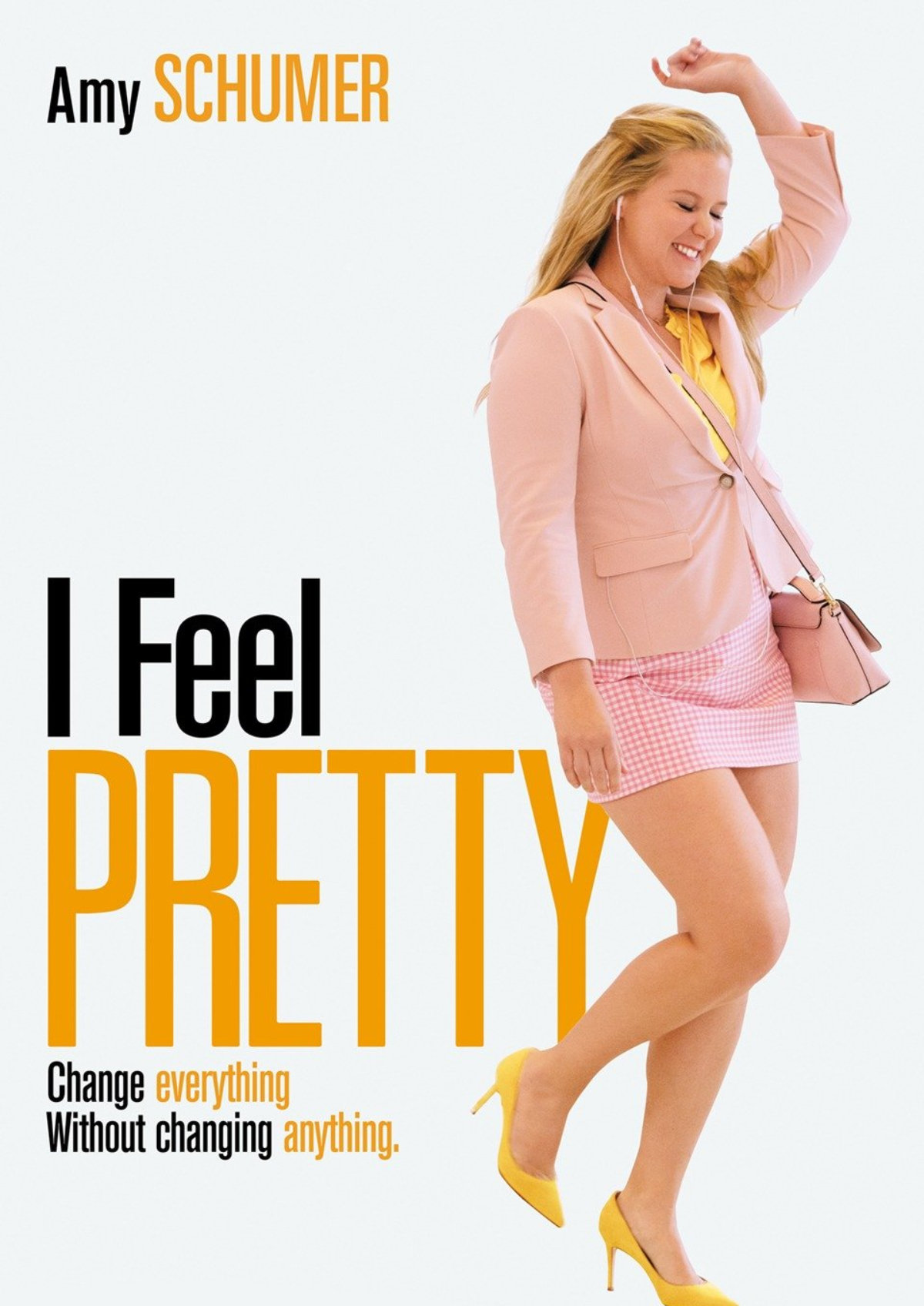 'I Feel Pretty' movie poster