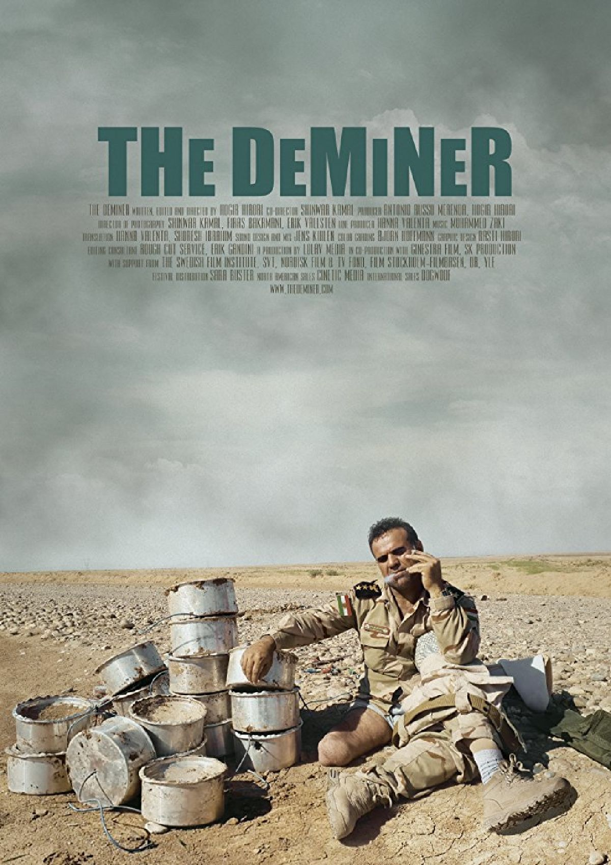 'The Deminer' movie poster