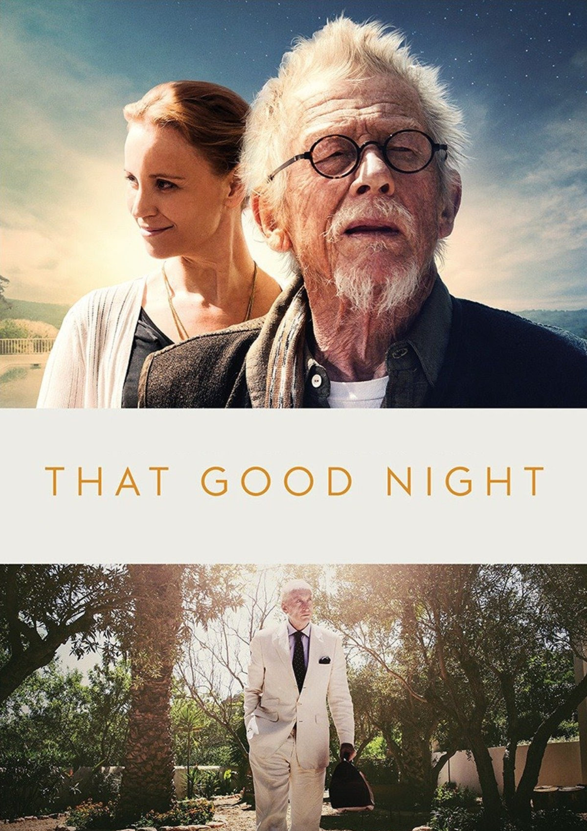 'That Good Night' movie poster
