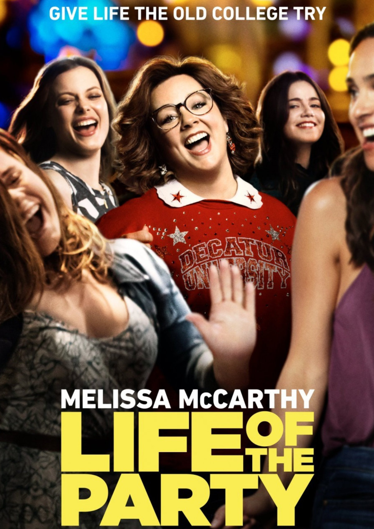 'Life Of The Party' movie poster