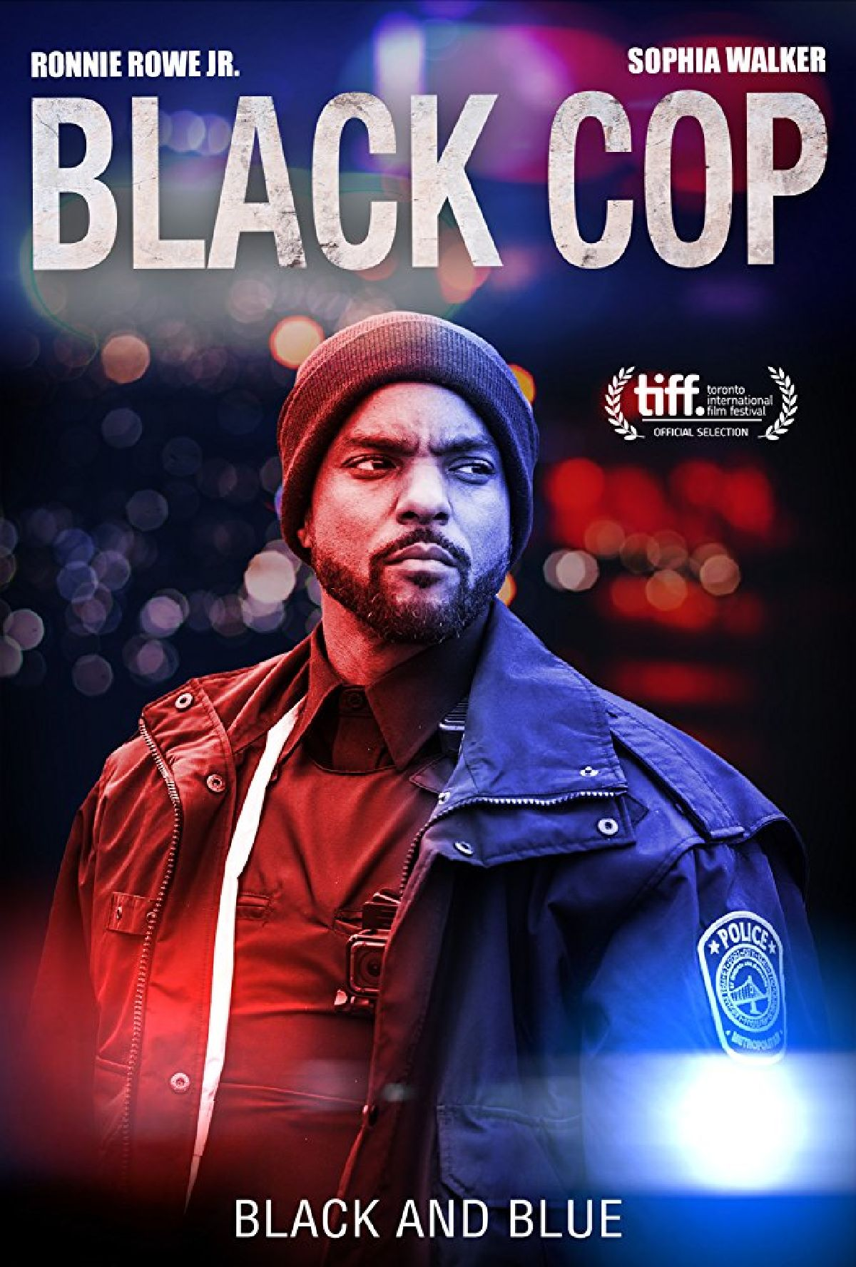 'Black Cop' movie poster