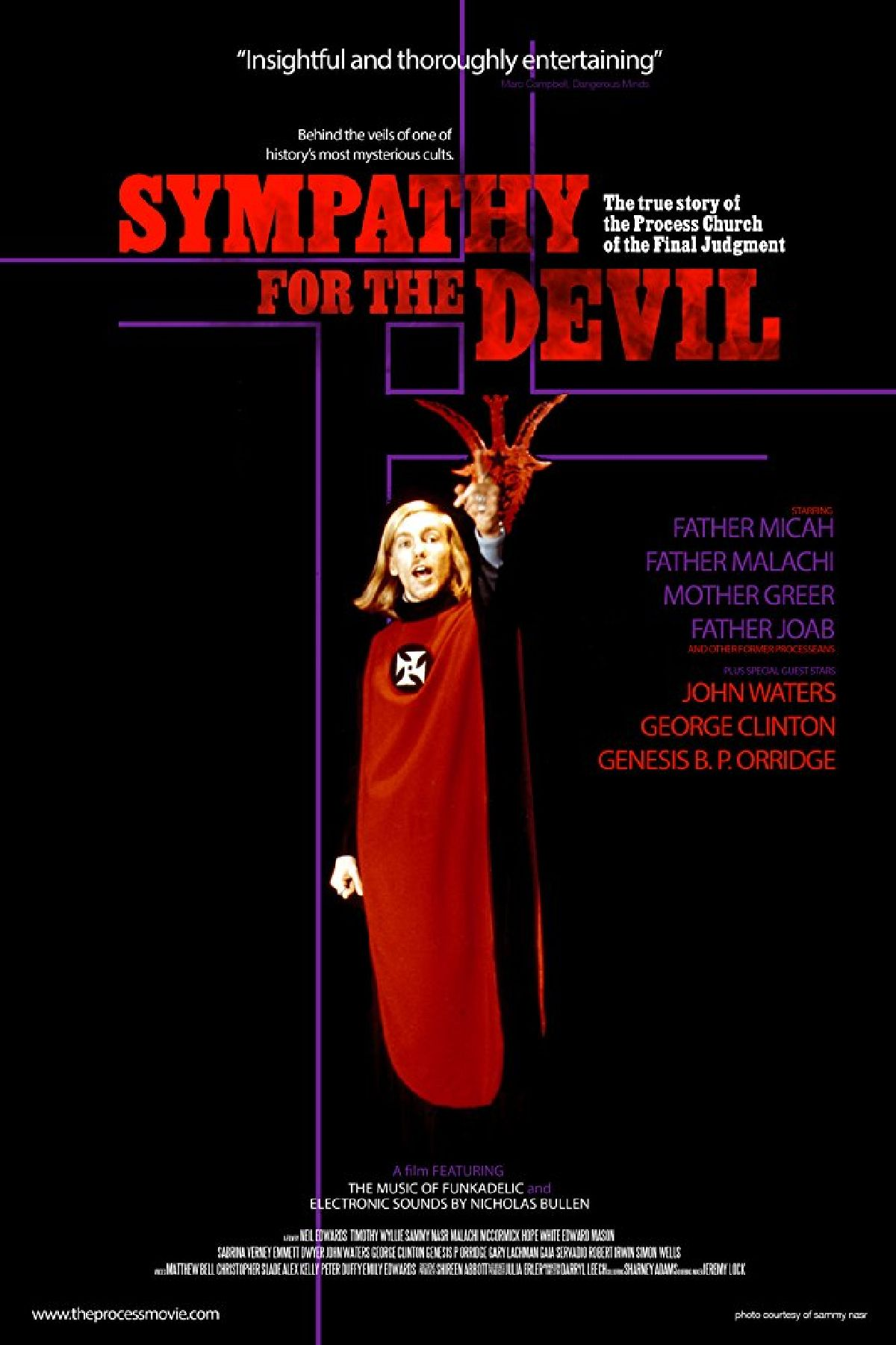'Sympathy For The Devil' movie poster