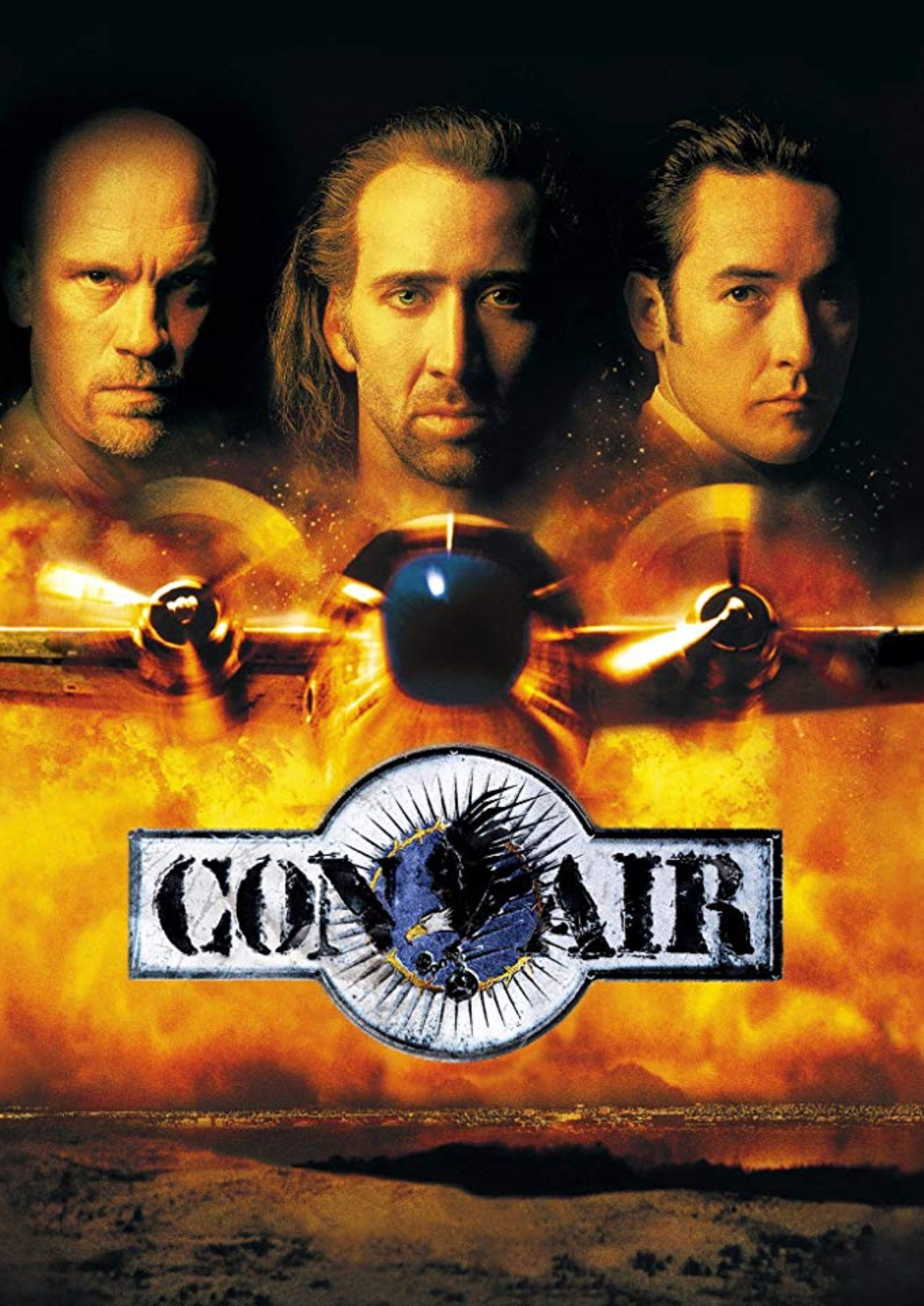'Con Air' movie poster