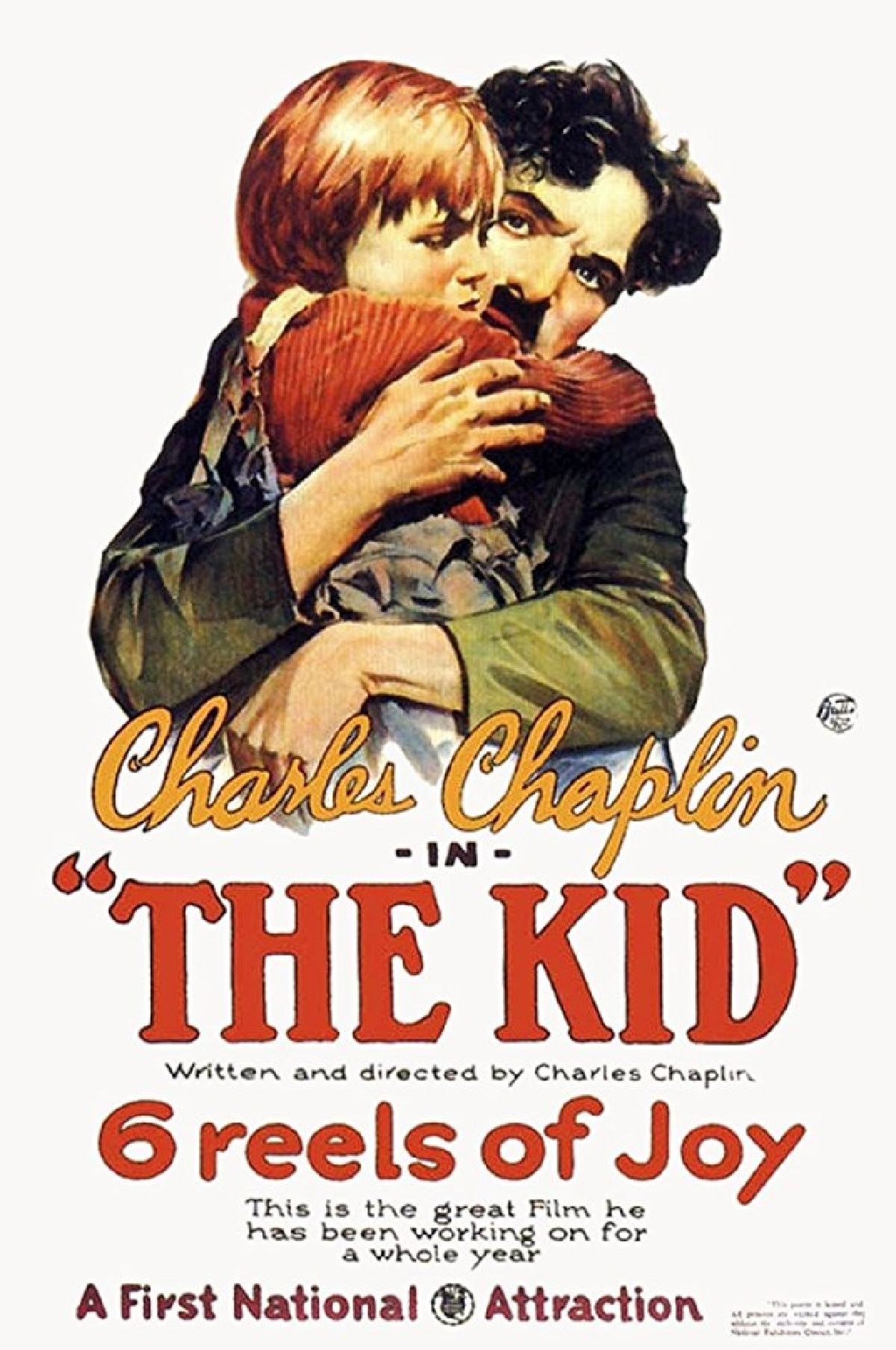 'The Kid' movie poster