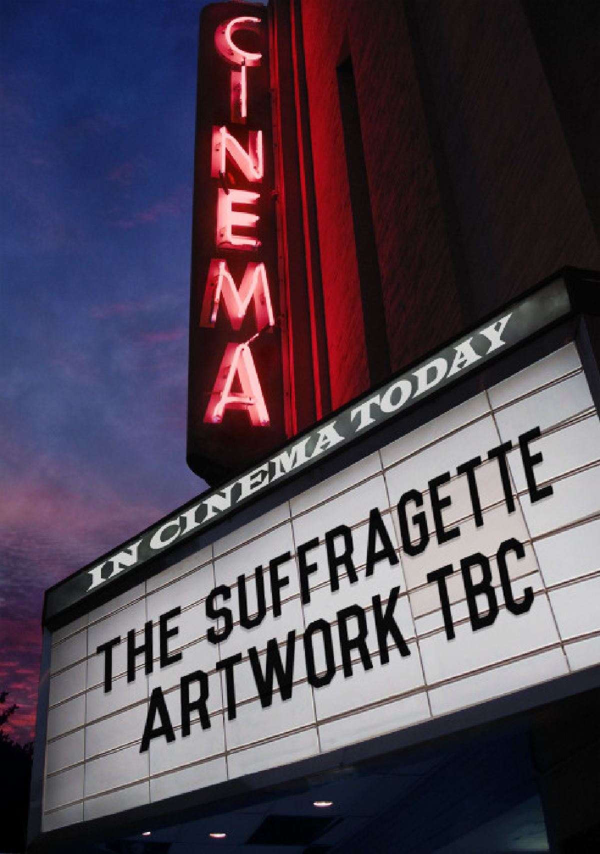 'Die Suffragette' movie poster