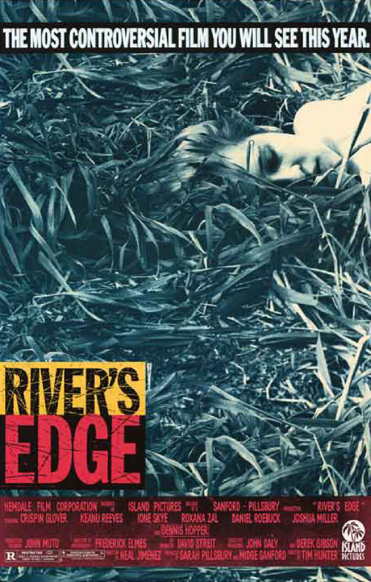 'River's Edge' movie poster