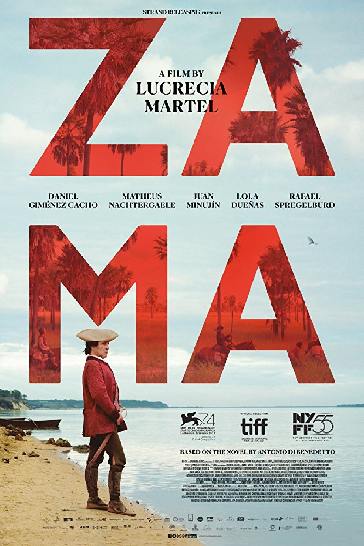 'Zama' movie poster