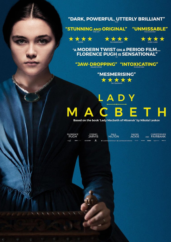 Poster for 'Lady Macbeth'