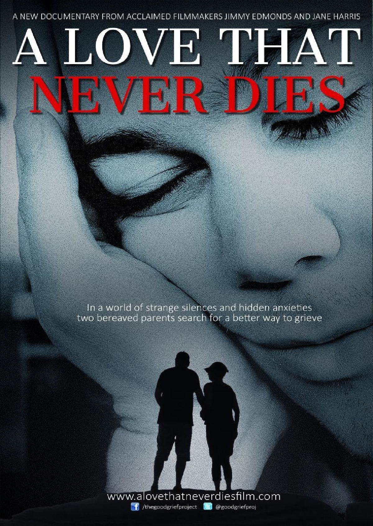 'A Love That Never Dies' movie poster
