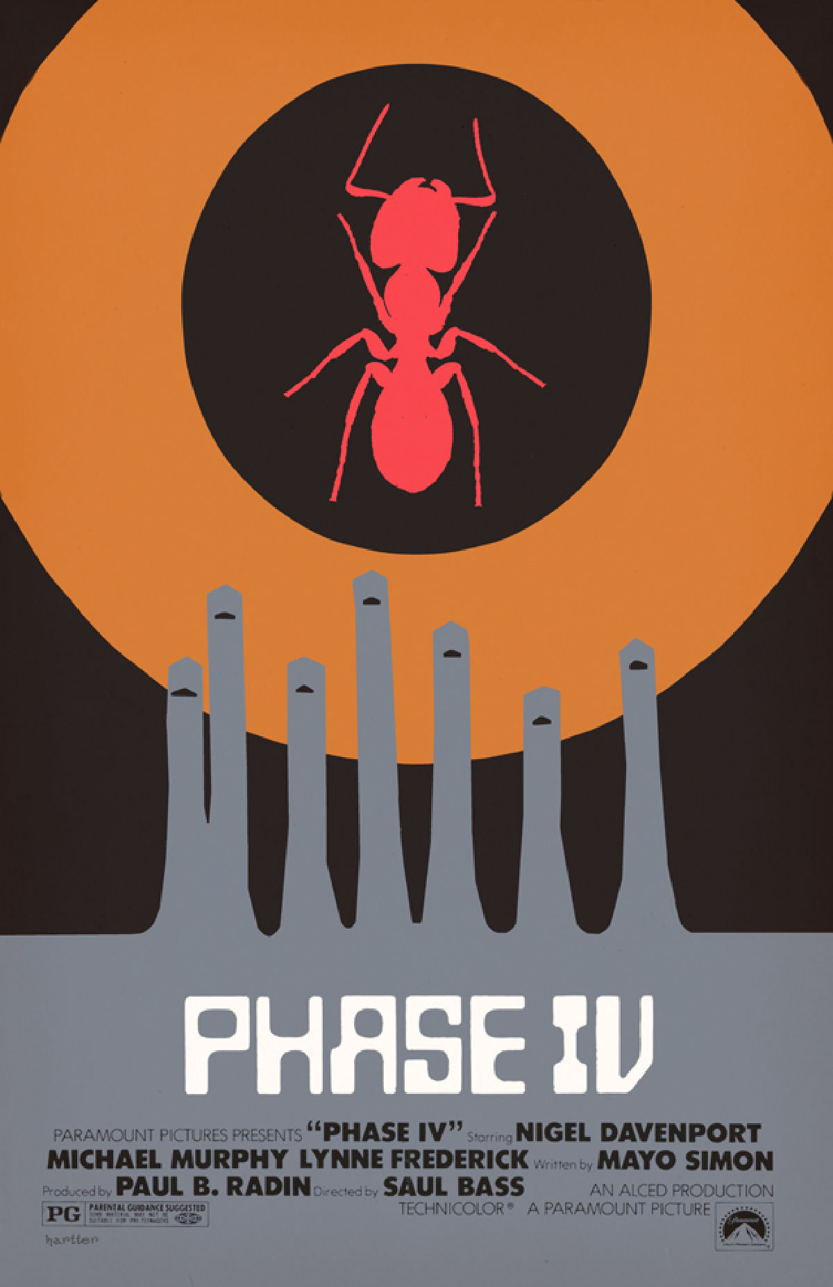 'Phase IV' movie poster
