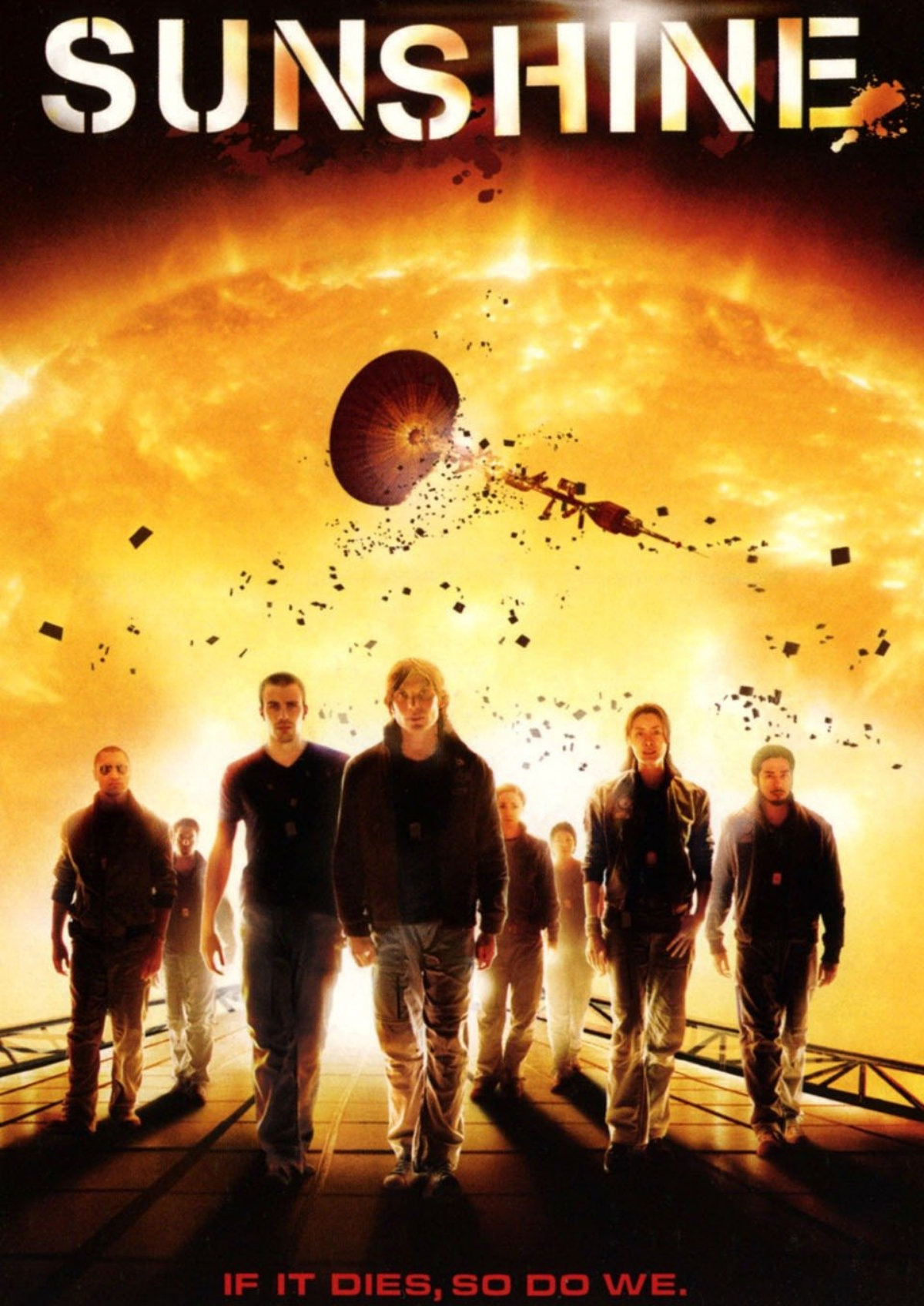 'Sunshine' movie poster