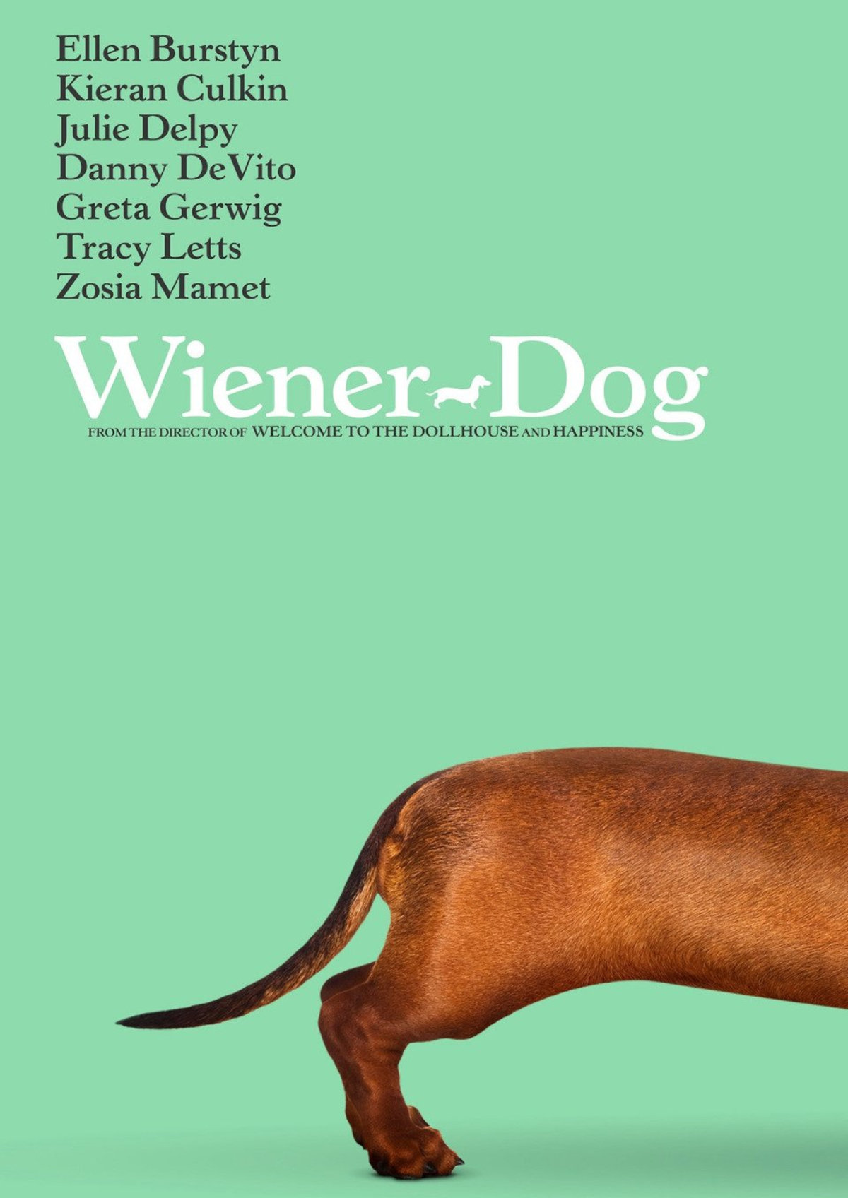 'Wiener-Dog' movie poster