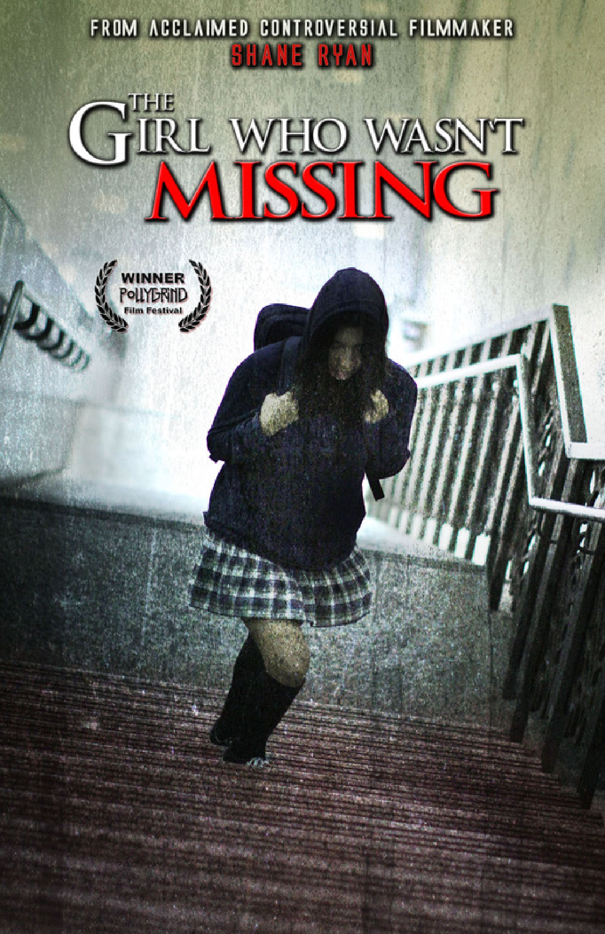 'The Girl Who Wasn't Missing' movie poster