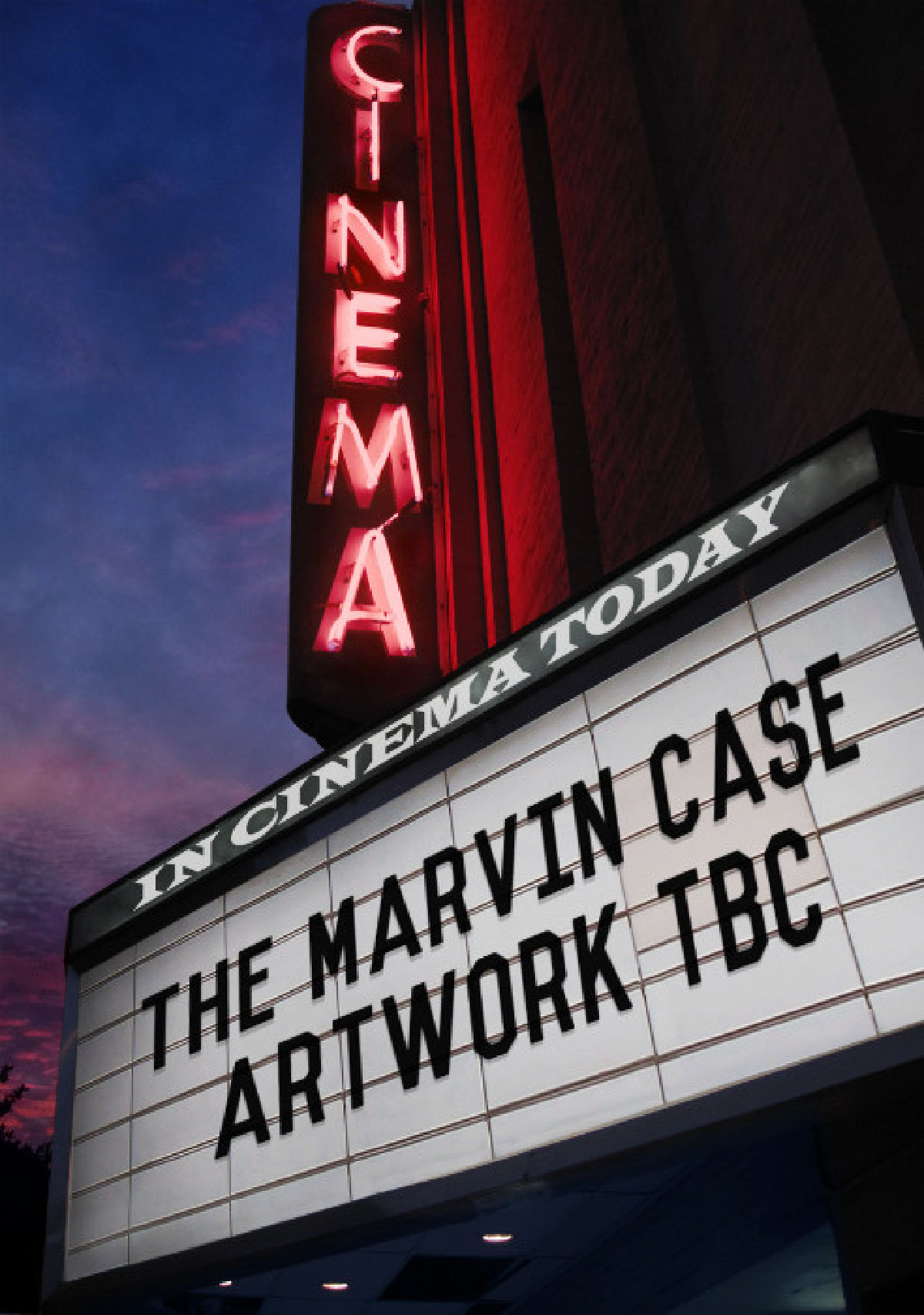 'The Marvin Case' movie poster