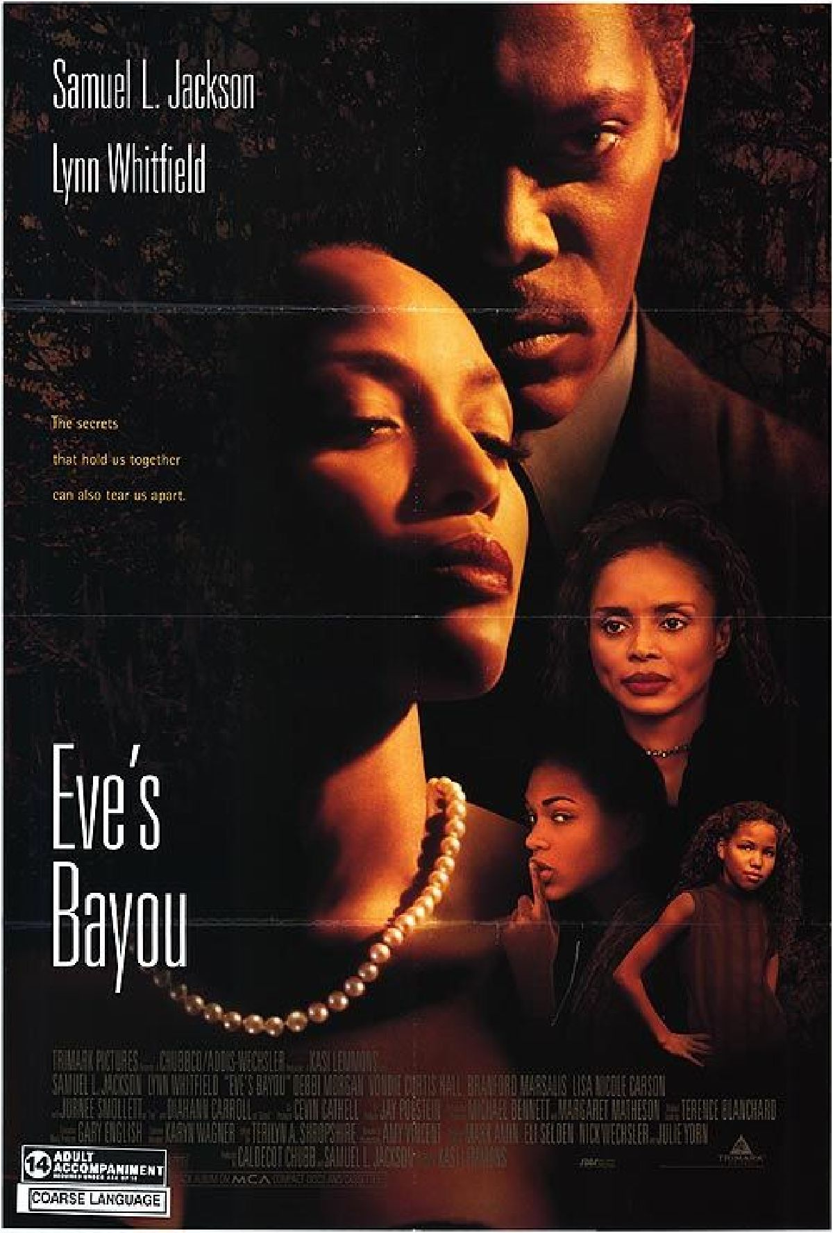 'Eve's Bayou' movie poster