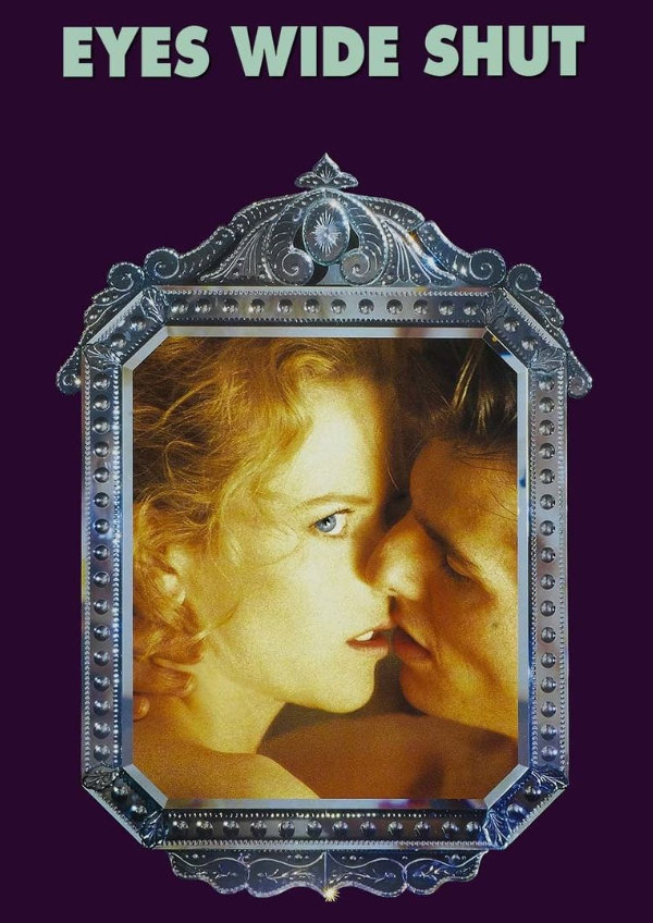 'Eyes Wide Shut' movie poster