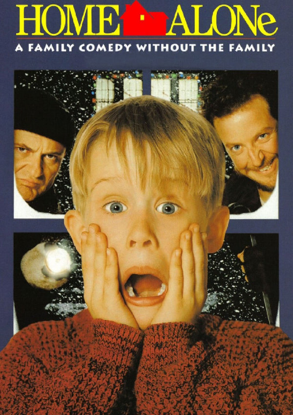 'Home Alone' movie poster