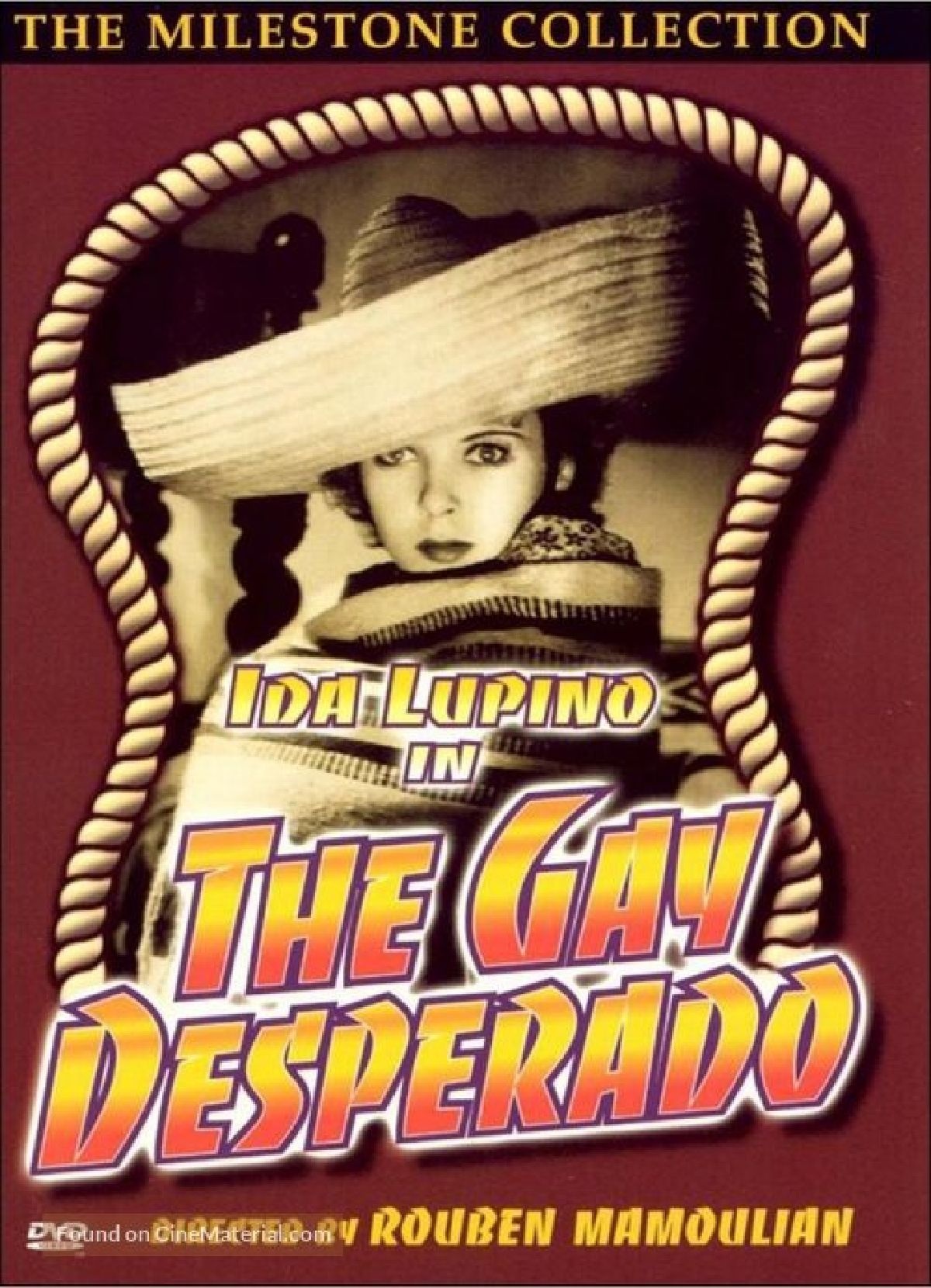 'The Gay Desperado' movie poster
