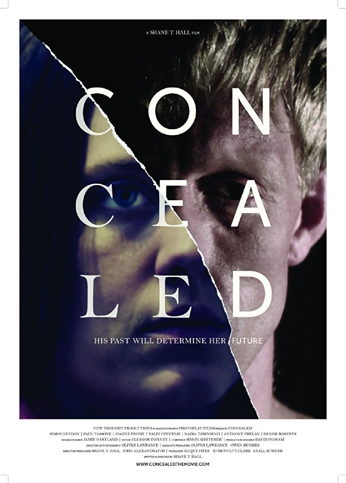 'Concealed' movie poster