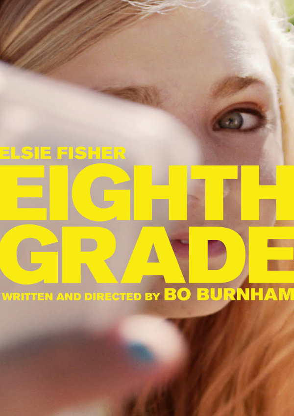 'Eighth Grade' movie poster