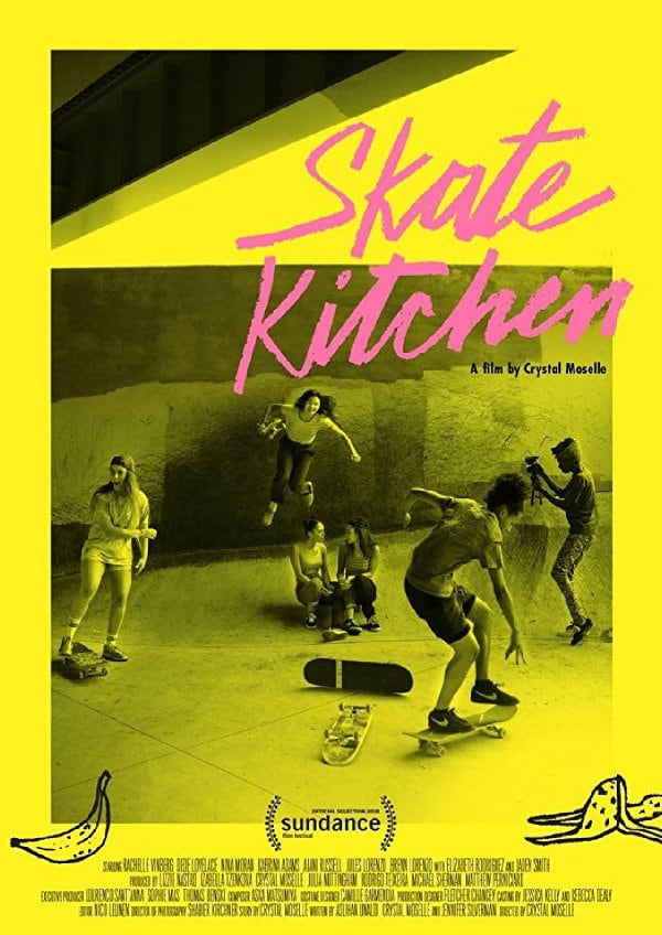 'Skate Kitchen' movie poster