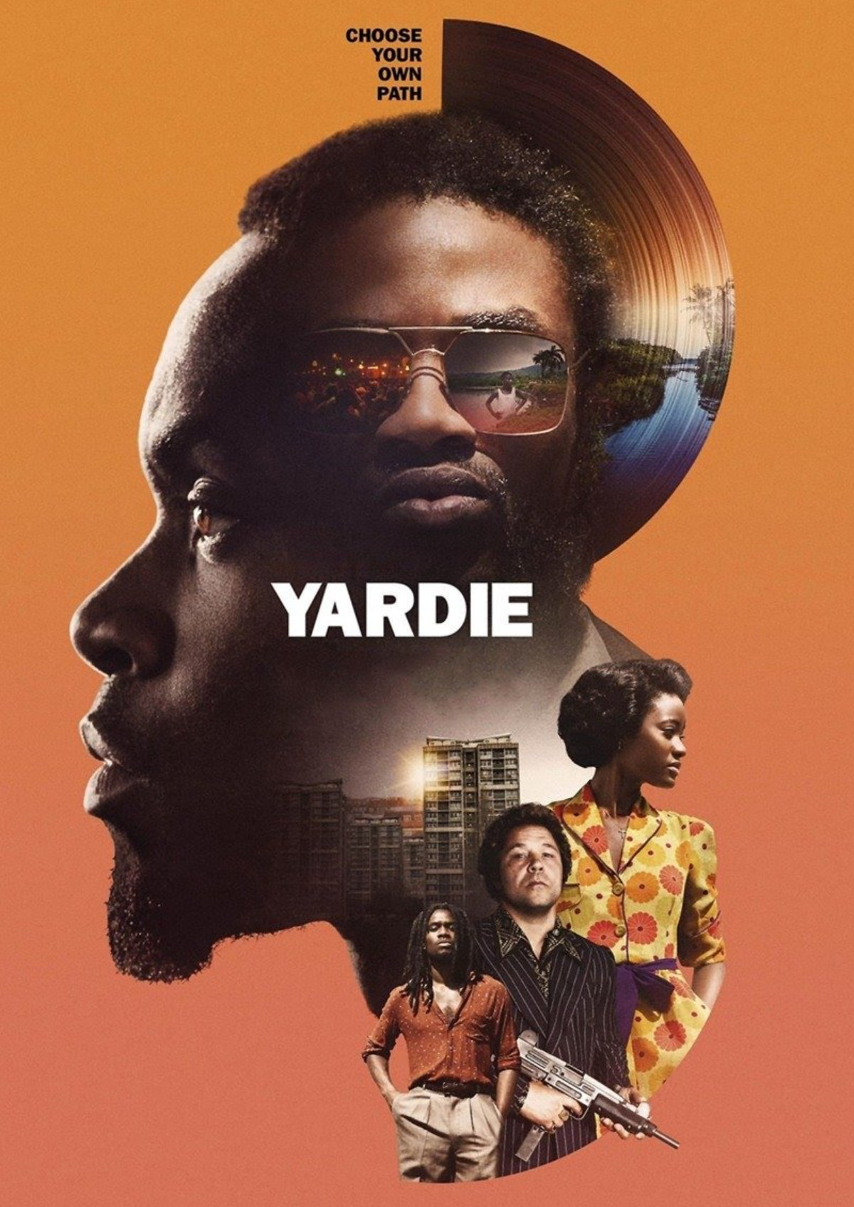 'Yardie' movie poster