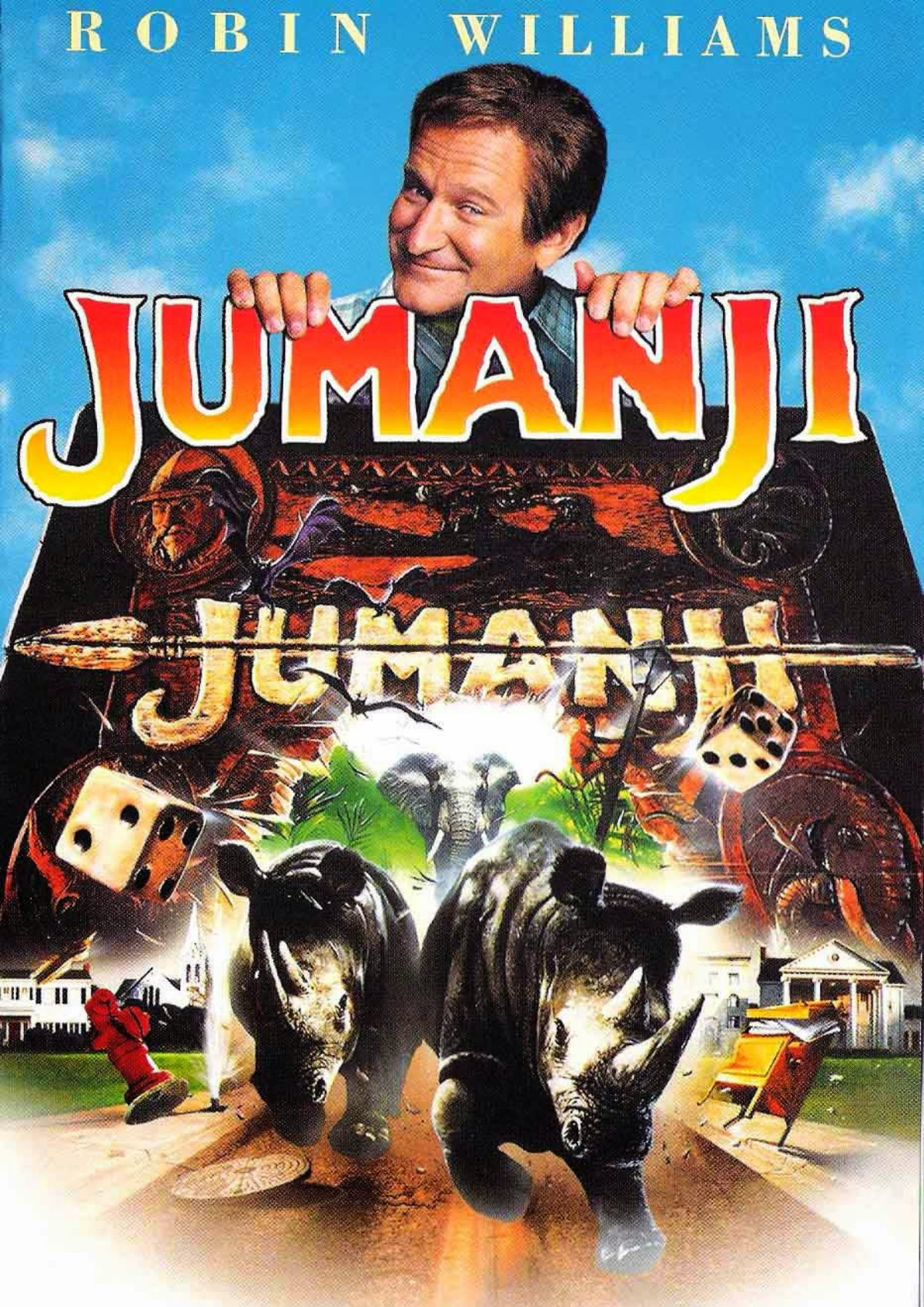 'Jumanji' movie poster