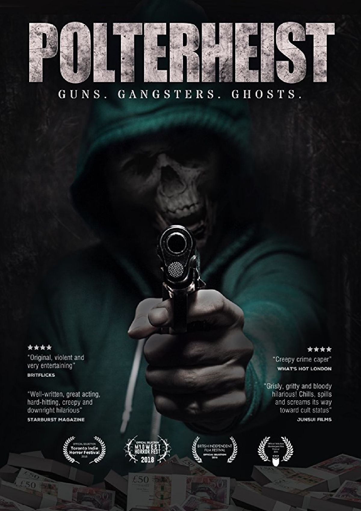 'Polterheist' movie poster