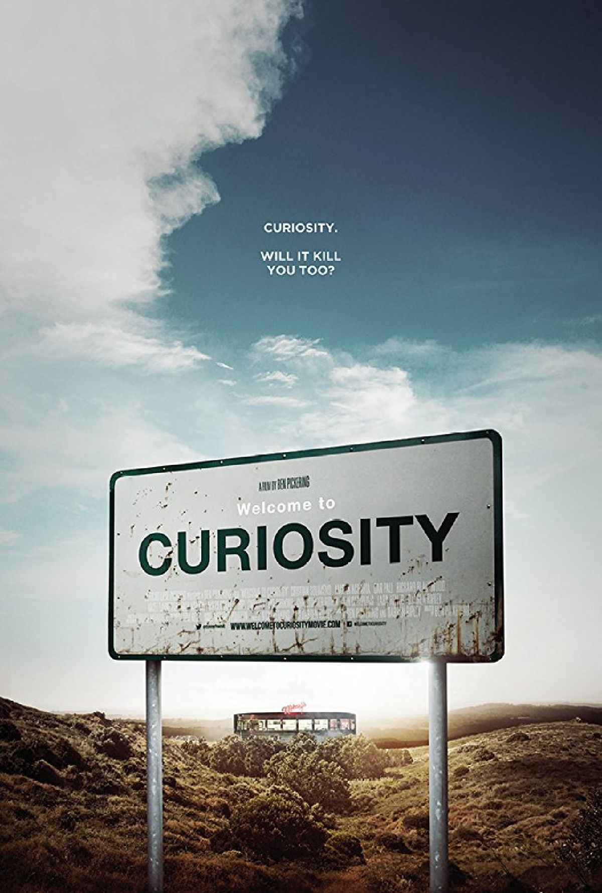 'Welcome To Curiosity' movie poster
