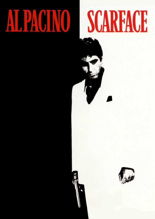 'Scarface' movie poster