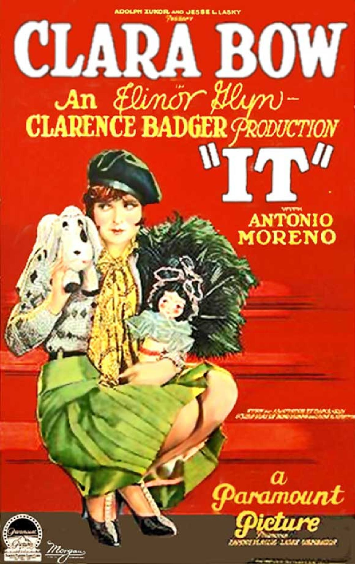 'It (1927)' movie poster
