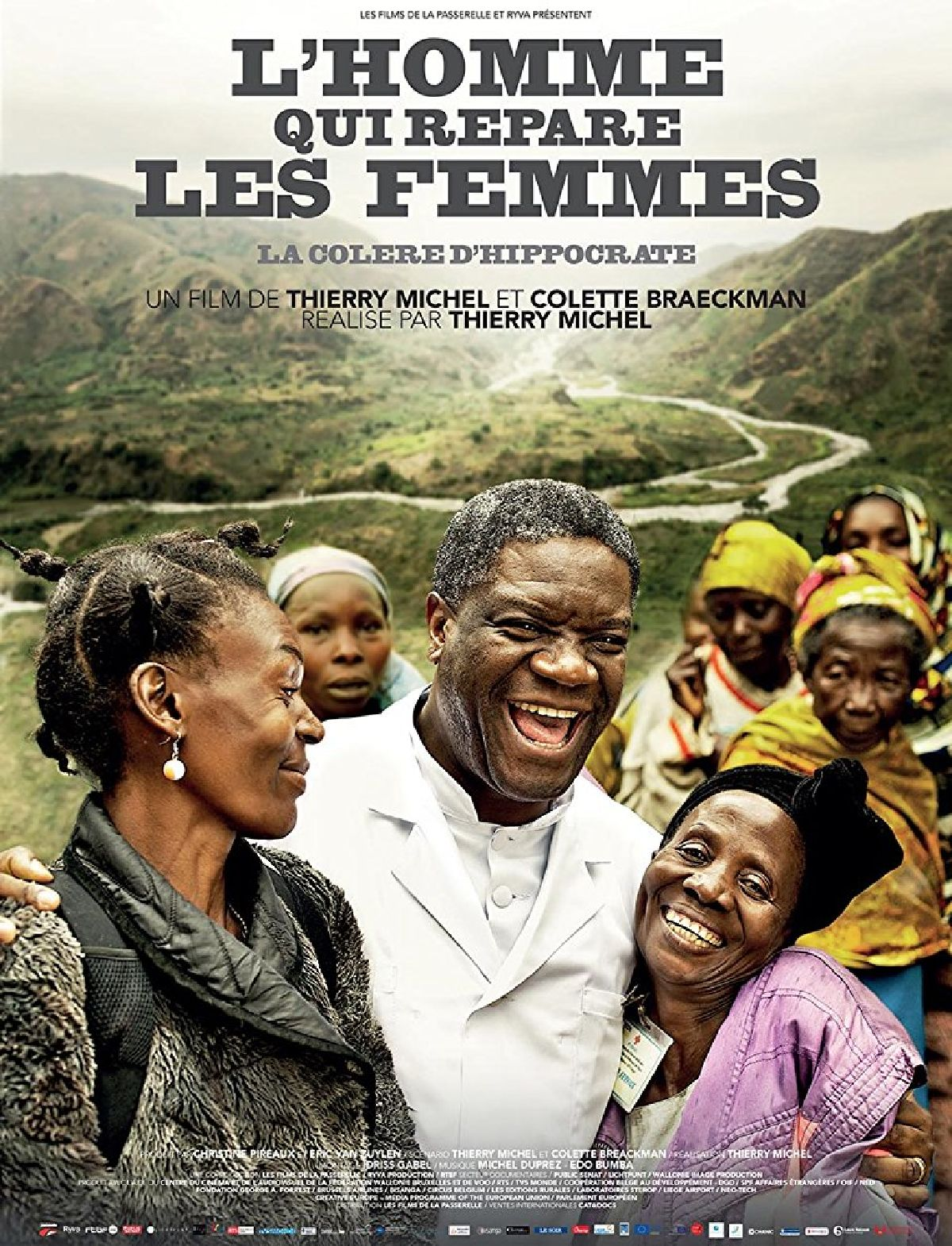 'L'homme Qui Répare Les Femmes: La Colère d'Hippocrate (The Man Who Mends Women: The Wrath of Hippocrates)' movie poster