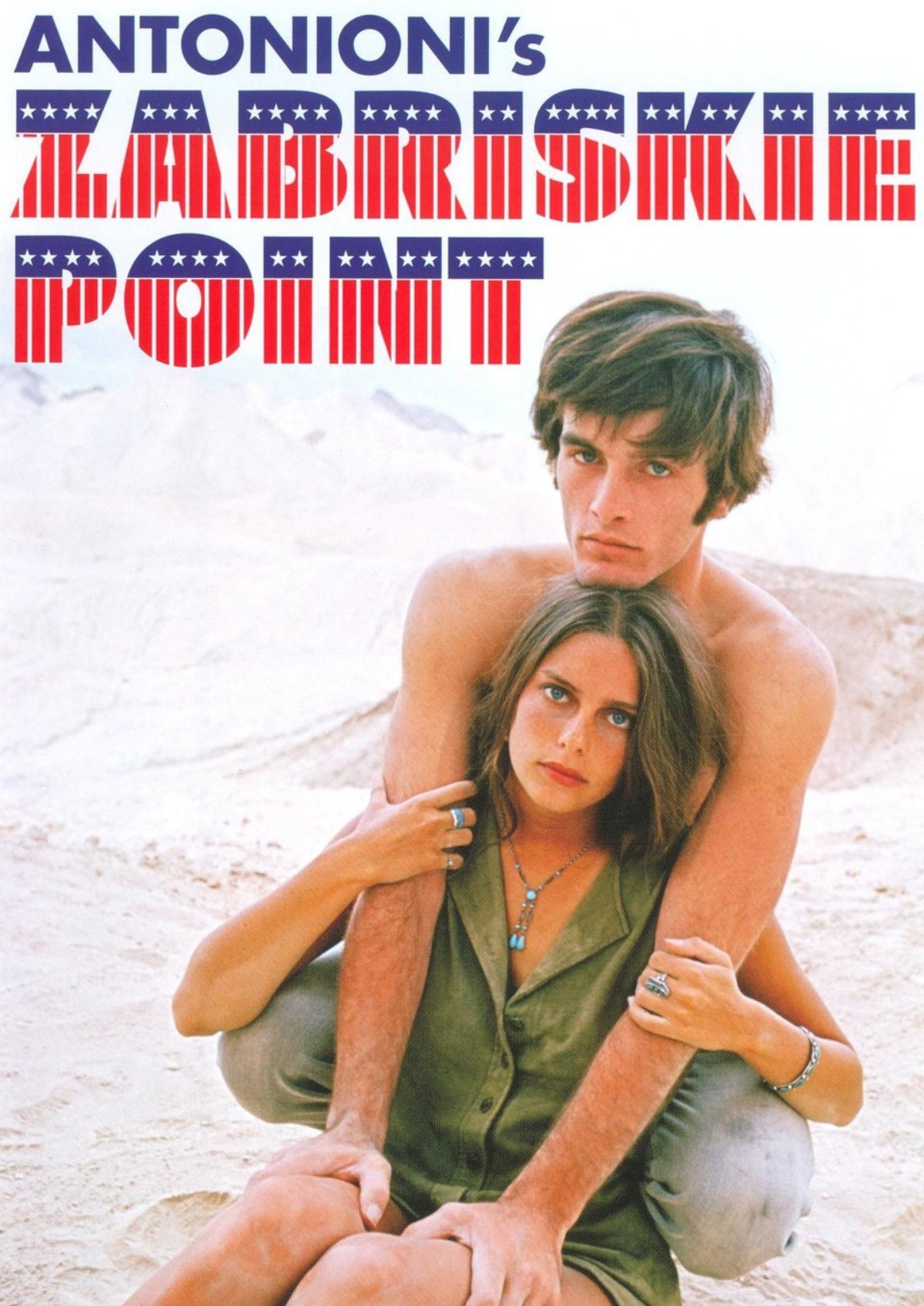 'Zabriskie Point' movie poster