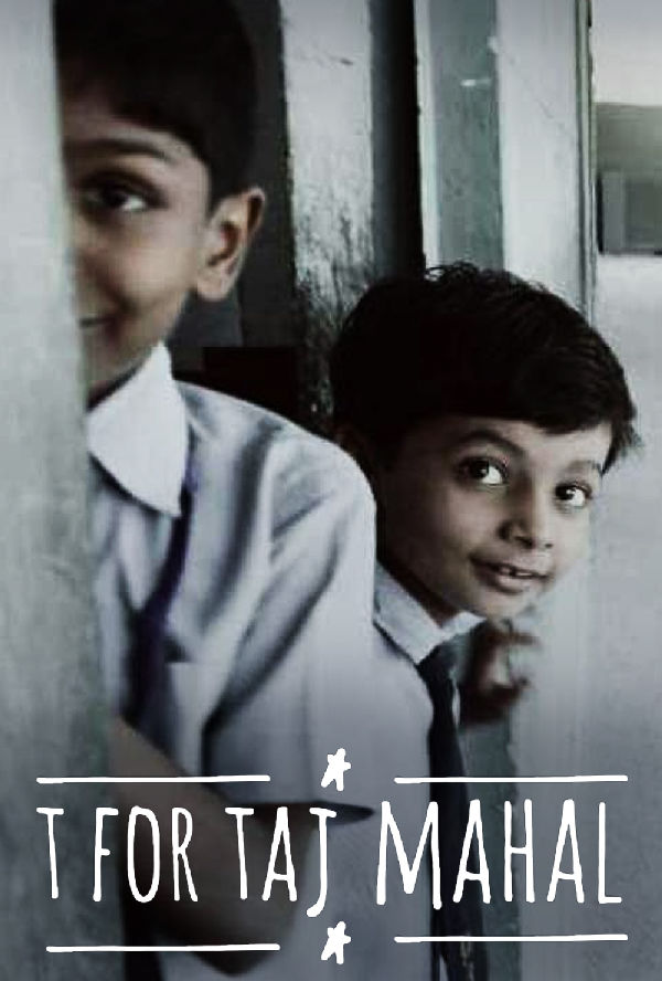 'T For Taj Mahal' movie poster