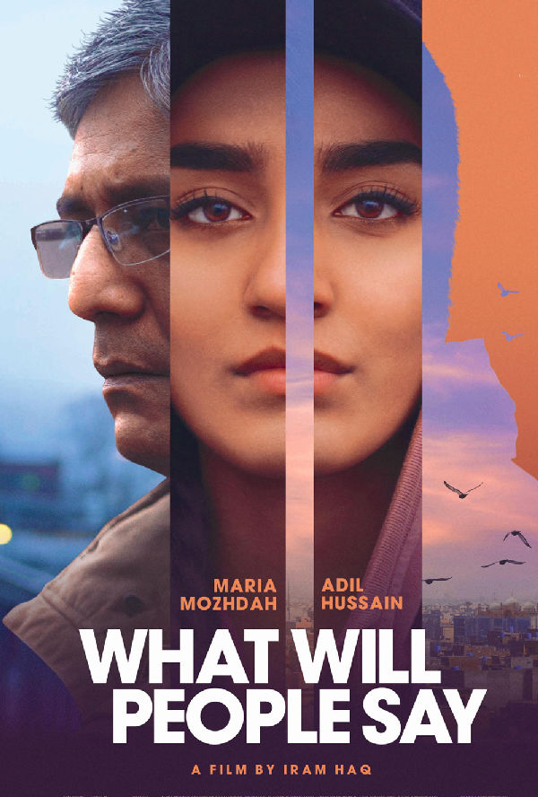 'Hva Vil Folk Si (What Will People Say)' movie poster