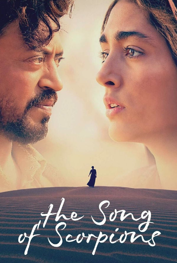 'The Song of Scorpions' movie poster