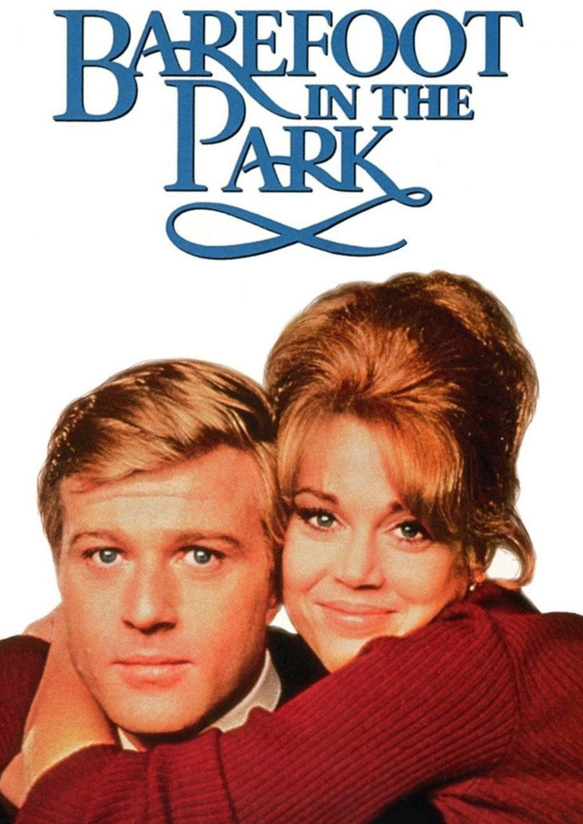 'Barefoot In The Park' movie poster