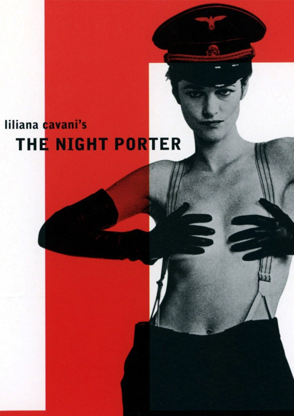 'The Night Porter' movie poster